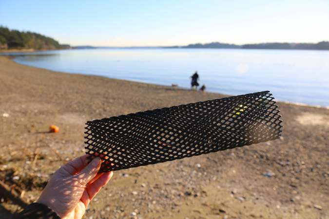 No clue what this is used for, but it has aquaculture written all over it. © Liesl Clark